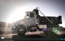 HINO Trucks. Dump truck -30 spot. on Vimeo