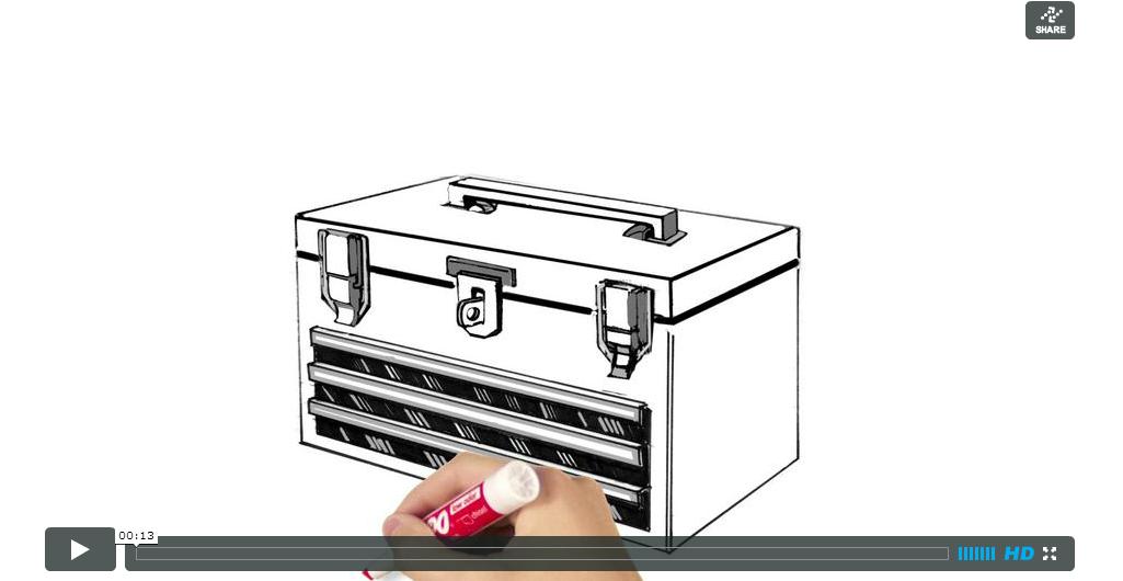 Tool Box Animation